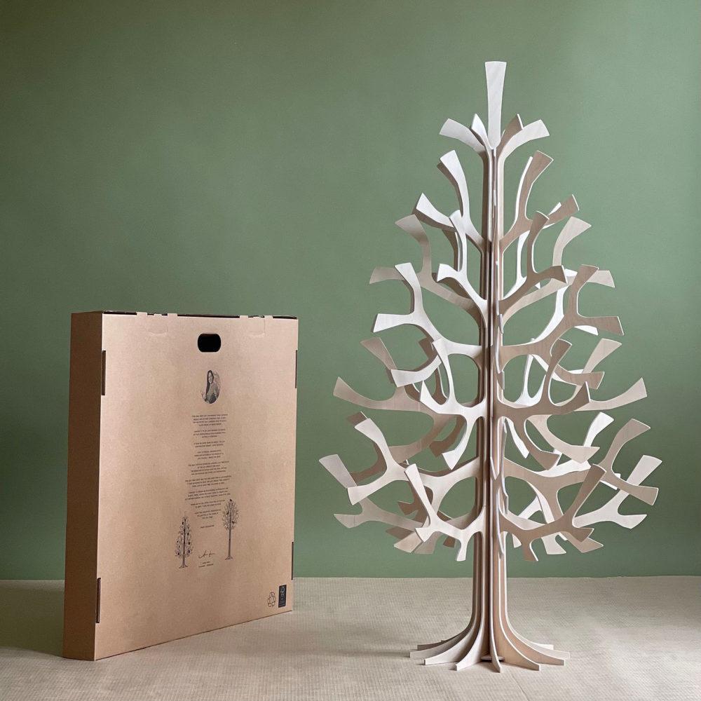 Lovi Spruce 120cm, natural wood