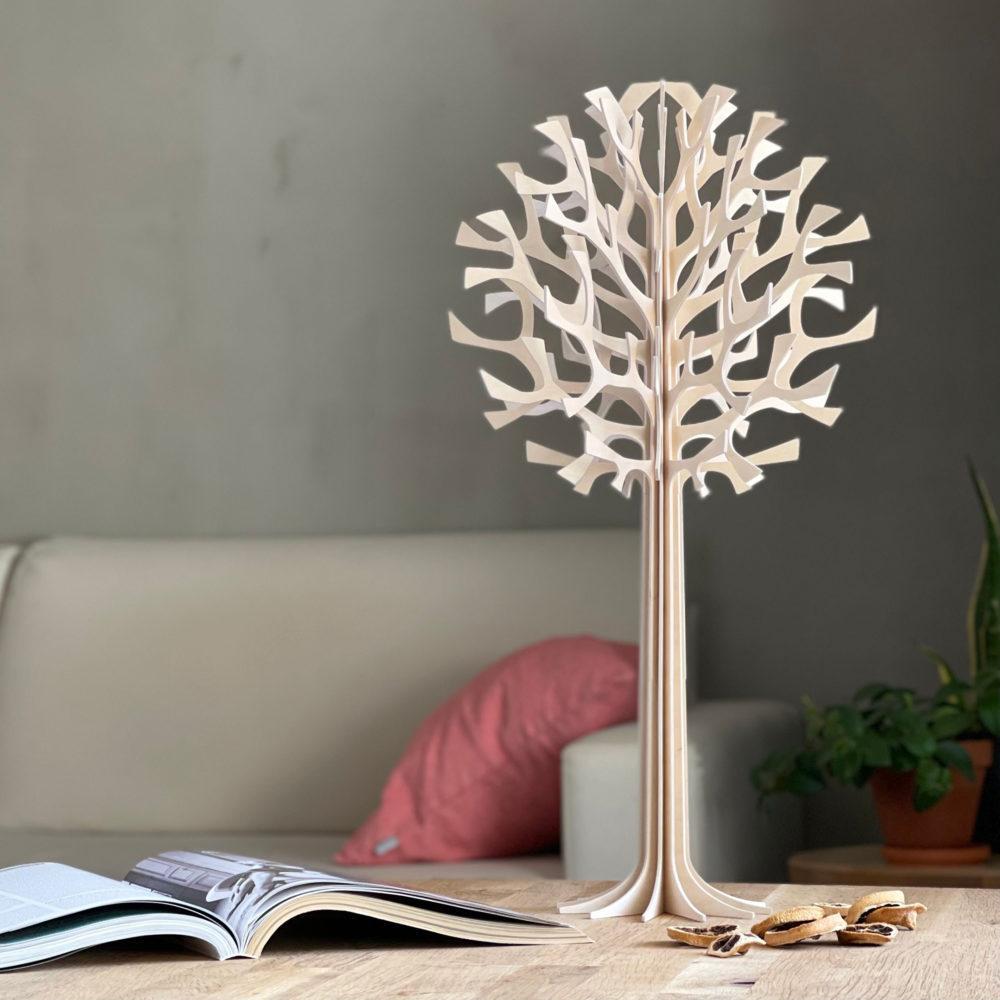 Lovi Tree 55cm on the livingroom table