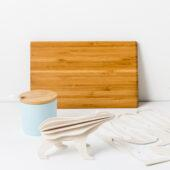 Lovi Polar Bear in the kitchen, wooden 3D puzzle