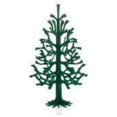 Lovi Spruce 100cm, dark green, wooden 3D figure