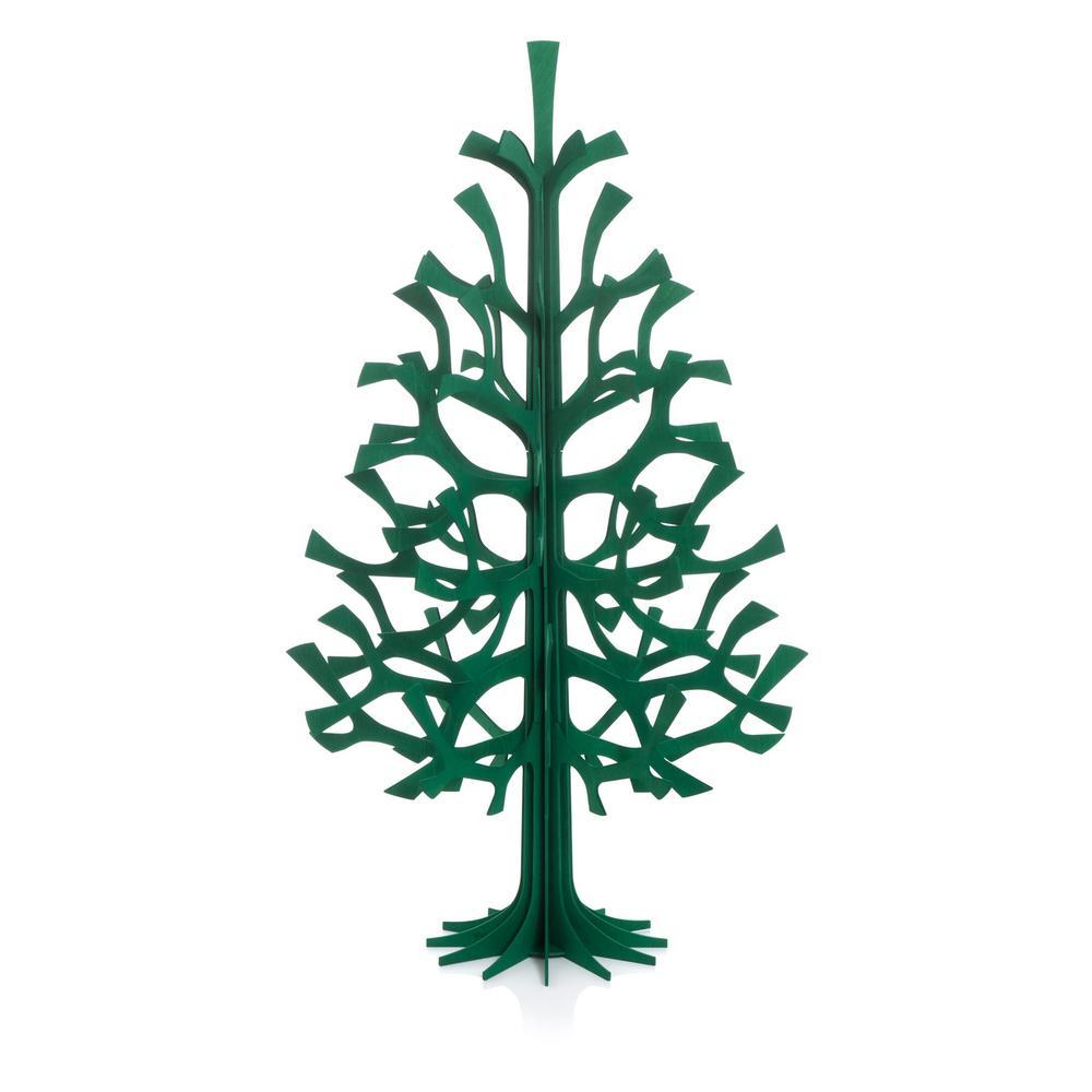 Lovi Spruce 120cm, dark green, wooden 3D figure