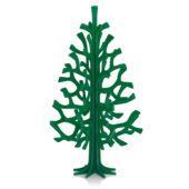 Lovi Spruce 14cm, dark green, wooden 3D puzzle
