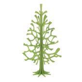 Lovi-kuusi 25cm, vaaleanvihreä, koottava puinen kuusi