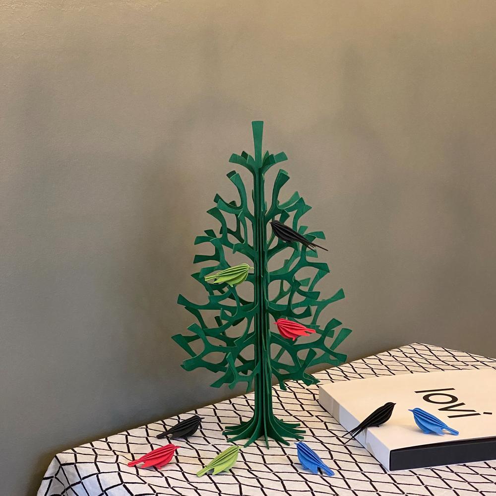 Lovi Spruce 50cm, wooden 3D figure