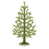 Lovi-kuusi 50cm, vaaleanvihreä, koottava puinen kuusi