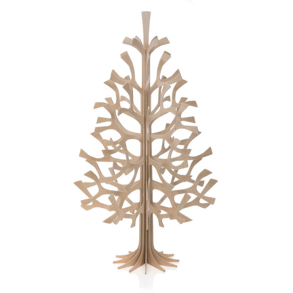 Lovi Spruce 50cm, natural wood, wooden 3D figure