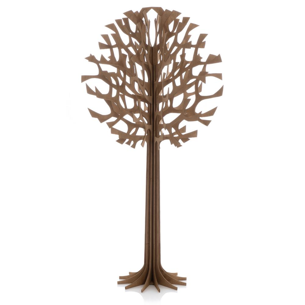 Lovi Tree 135cm, brown, wooden 3D figure
