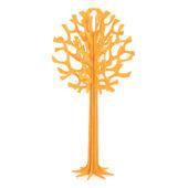 Lovi-puu 16,5cm, lämminkeltainen, koottava puinen hahmo