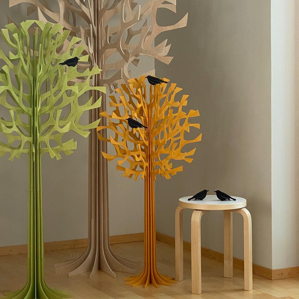 Lovi Trees 108cm, 135cm, 200cm, wooden 3D figures